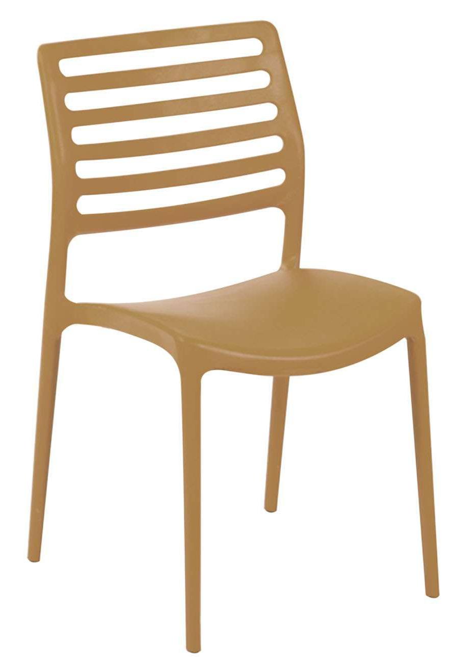 Καρέκλα Louise-Cappuccino
