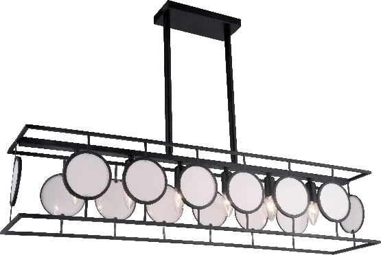 Ράγα οροφής Elmark Luton 6φωτη