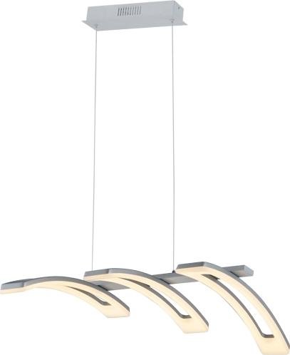 Φωτιστικό οροφής Elmark Marcella LED 3φωτο