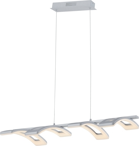 Φωτιστικό οροφής Elmark Marcella LED 4φωτο
