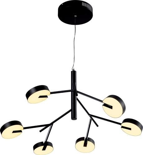 Φωτιστικό οροφής Elmark Senso LED 6φωτο
