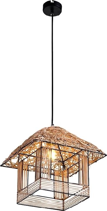 Φωτιστικό οροφής Elmark Woody H