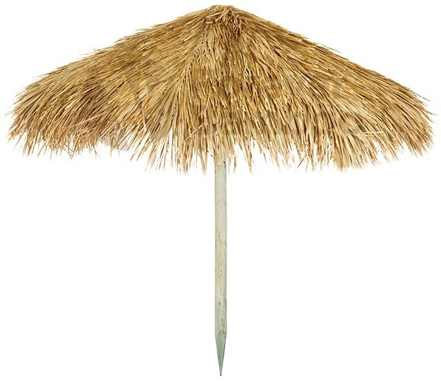 Ομπρέλα παραλίας με φοινικόφυλλο Penia