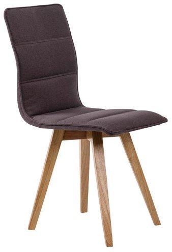 Καρέκλα Mariza-Γκρι Σκούρο