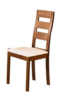 Καρέκλα Miller-Καφέ Ανοιχτό