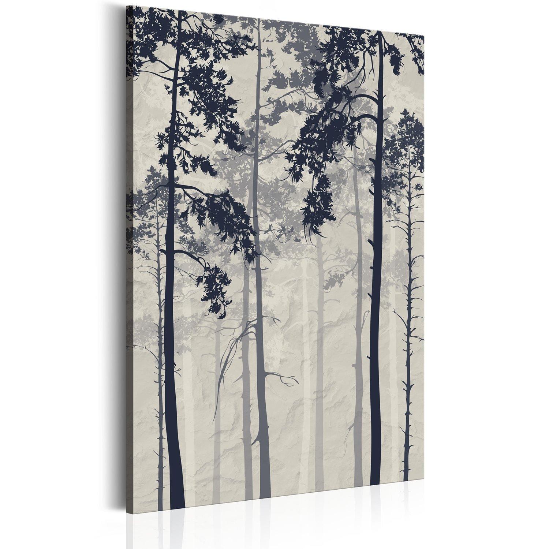 Πίνακας - Forest In Fog 40x60