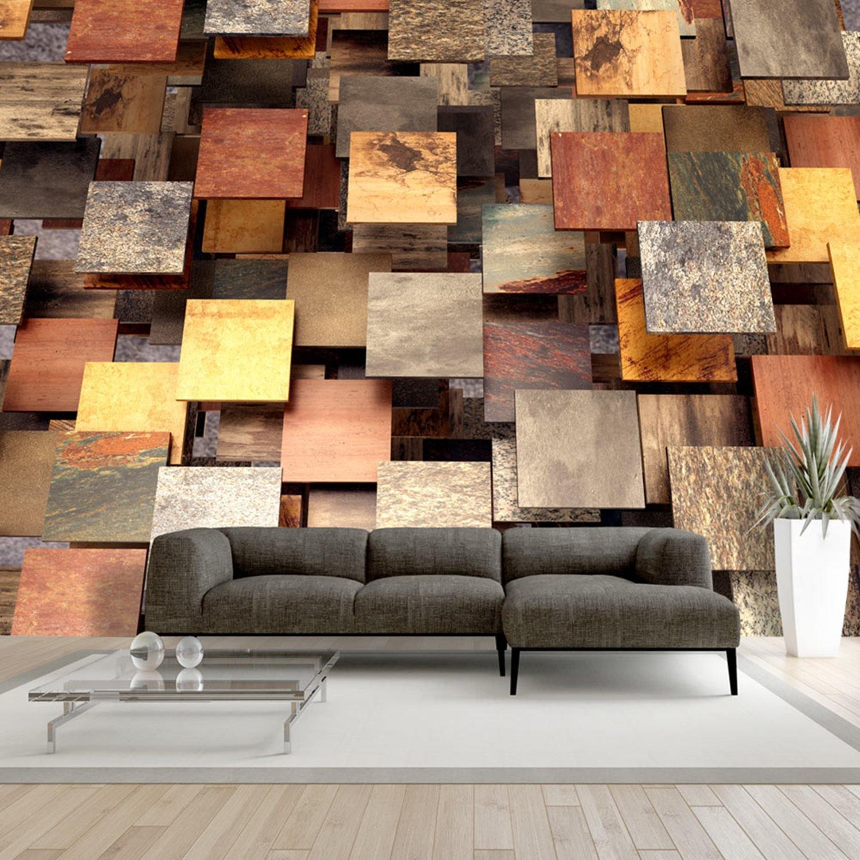 Φωτοταπετσαρία - Copper Roof 100x70