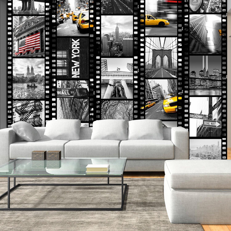 Φωτοταπετσαρία - NY - Diversity (collage) 50x1000