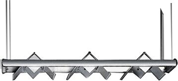 Ράγα σποτ G9 3φωτη