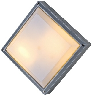 Απλίκα – Πλαφονιέρα Cube square
