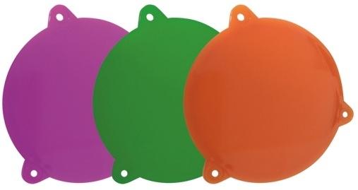 Χρωματιστός φακός σπότ Balthur