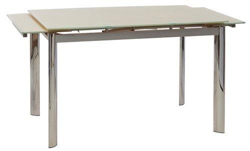 Τραπέζι Alpino 120 επεκτεινόμενο (Μήκος: 120 Βάθος: 80 Ύψος: 76)