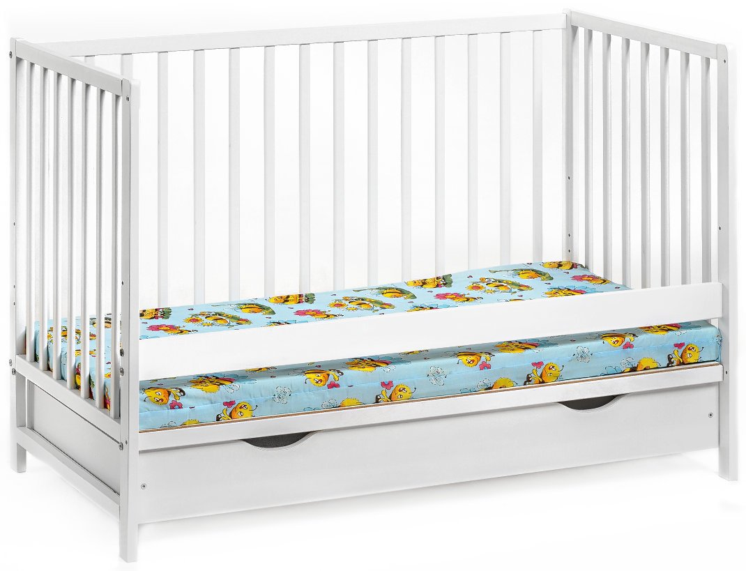 Κρεβάτι Βρεφικό Cindy Plus με Στρώμα