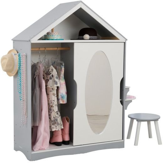 Ντουλάπα – Τουαλέτα Kidkraft Dress up Armoire and vanity