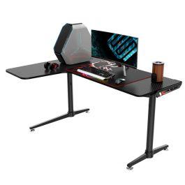 Gaming Γραφείο - Eureka Ergonomic® ERK-L60-B