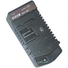 Universal φορτιστής & αποφορτιστής ματαριών Ni-Cd βιντεοκάμερας CAMC.CHARGER