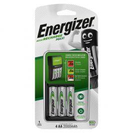 Φορτιστής μπαταριών AA/AAA Energizer Maxi charger με 4 μπαταρίες AA