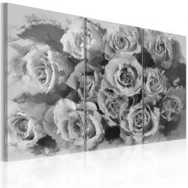 Πίνακας - Twelve roses - triptych