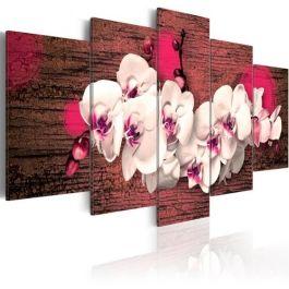 Πίνακας - Joy and orchid