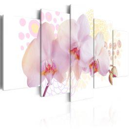 Πίνακας - Finessed orchid
