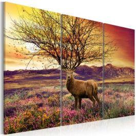 Πίνακας - Fancy antler - triptych