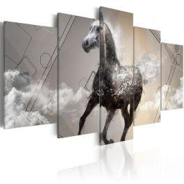 Πίνακας - Fancy gallop - 5 pieces
