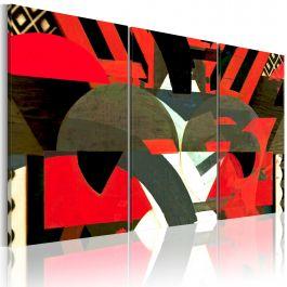 Πίνακας - Pattern of abstract forms