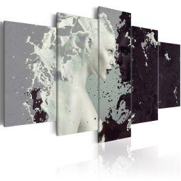 Πίνακας - Black or white? - 5 pieces