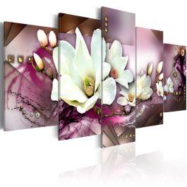 Πίνακας - Magnetic abstraction with an orchid