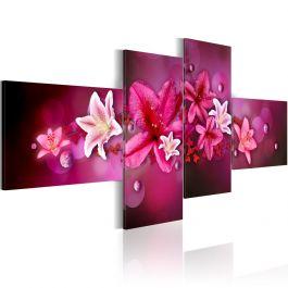 Πίνακας - Lilies and pearls