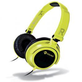 Ακουστικά Handsfree με μικρόφωνο On-ear Meliconi MySound speak smart fluo