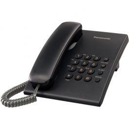 Ενσύρματη συσκευή τηλεφώνου PANASONIC KX-TS500EXB