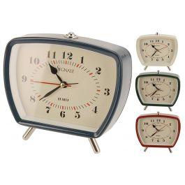 Ρολόι-ξυπνητήρι με ρετρό σχέδιο