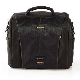 Τσάντα ώμου για SLR φωτογραφική μηχανή Nedis CBAG220BK