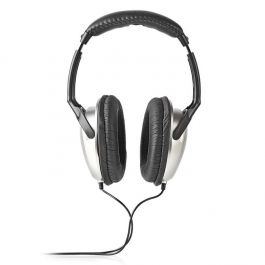 Ακουστικά TV Nedis HPWD1201BK On-ear
