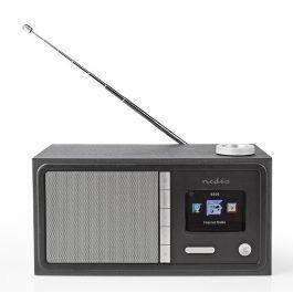 Επιτραπέζιο ηχείο Internet και FM με Bluetooth  NEDIS RDIN3000BK