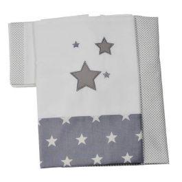 Σετ σεντόνια Bebe Stars Stars