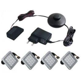 Φωτισμός LED - 4τμχ