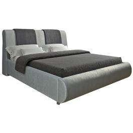 Επενδυμένο κρεβάτι Odeno
