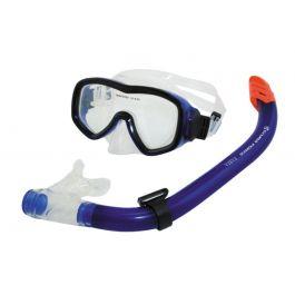 Σετ μάσκα - αναπνευστήρας ScubaForce Fabia