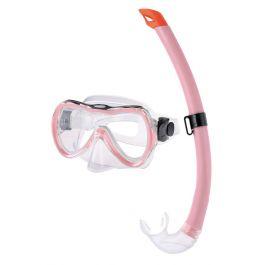 Σετ μάσκα - αναπνευστήρας BlueWave Samy Junior