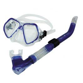 Σετ μάσκα - αναπνευστήρας Comocean & πέδιλα Explorer