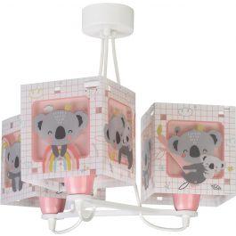 Φωτιστικό οροφής Ango Koala 3φωτο