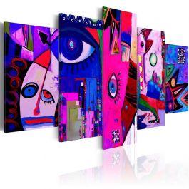 Πίνακας - Pink circus