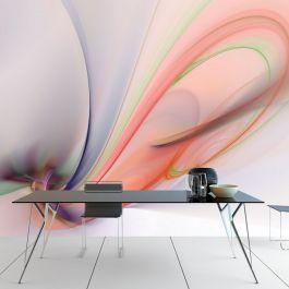Φωτοταπετσαρία - Silky colorful smoke