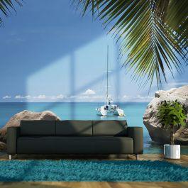 Φωτοταπετσαρία - Seychelles