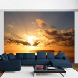 Φωτοταπετσαρία - sea - sunset