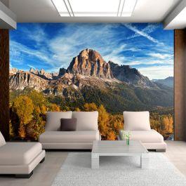 Φωτοταπετσαρία - Panoramic view of Italian Dolomites