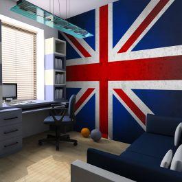 Φωτοταπετσαρία - Union Jack