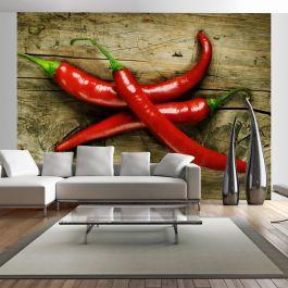 Φωτοταπετσαρία - Spicy chili peppers
